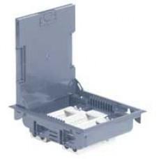 089605 Legrand Напольная коробка на 6 модулей