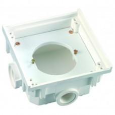 1632500 ABL SURSUM Основание лючка BOWA без розетки 112*112 мм